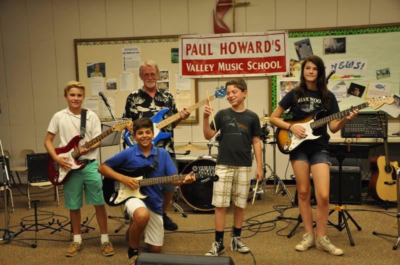 Rock Band Class