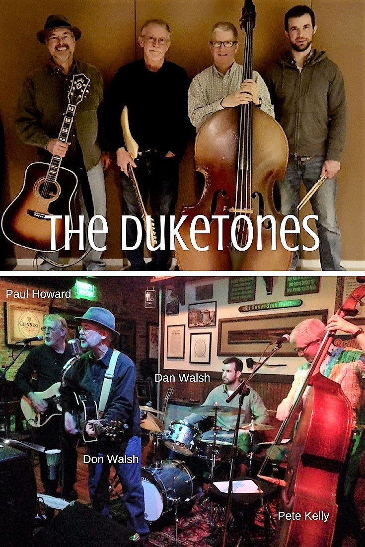 The Duketones Band