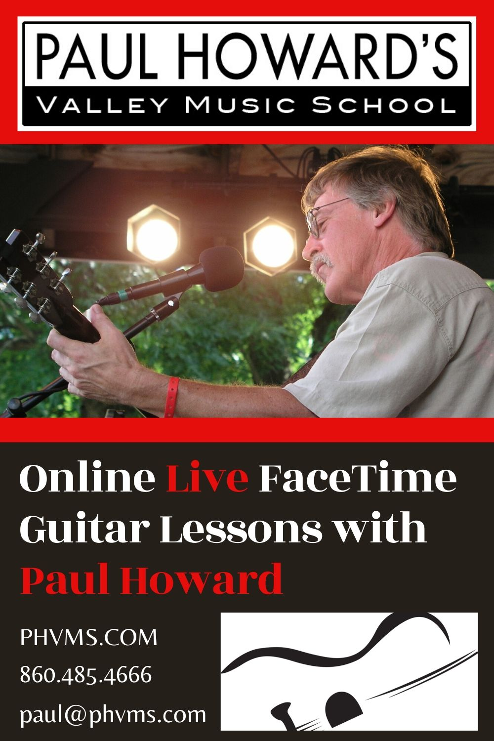 online live facetime lessons paul howard