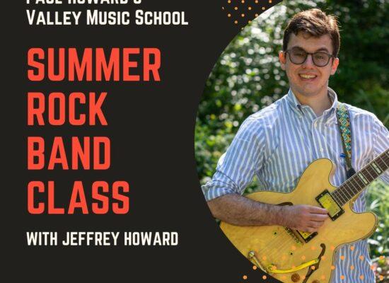 Summer Rock Band Class